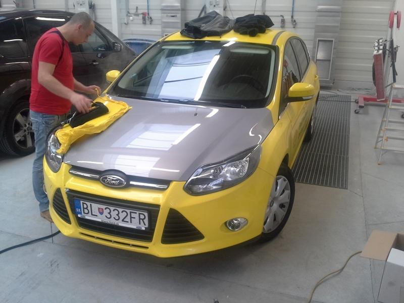 Shell – celopolep auta