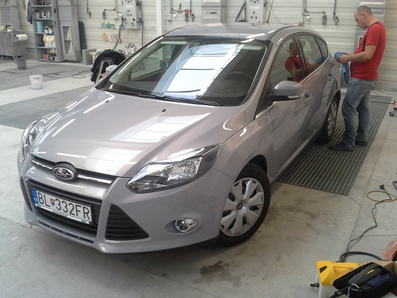 Shell - celolep auta