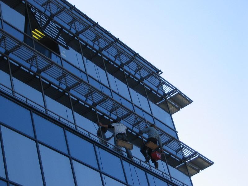 Koněnova - instalace solárních fólií